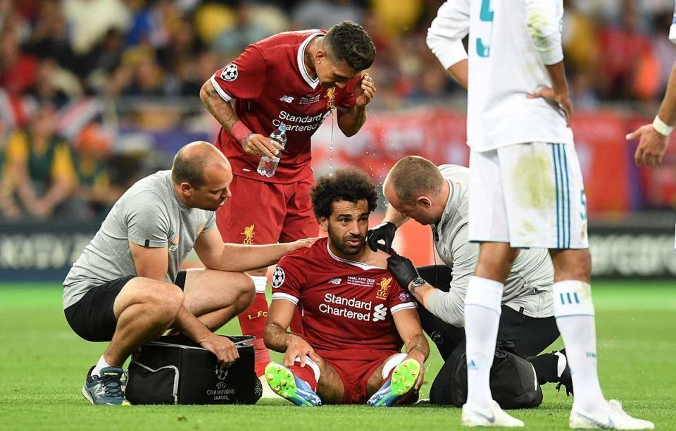 Champions League final injury puts Mohamed Salah's World Cup in doubt