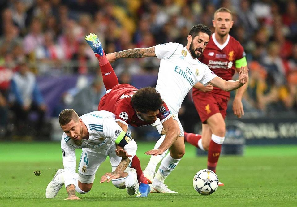 World Cup hope for Salah following Champions League final injury