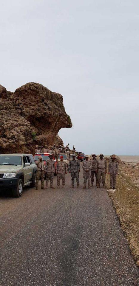 In pictures: Saudi coalition's efforts to help in Yemen following Cyclone Mekunu