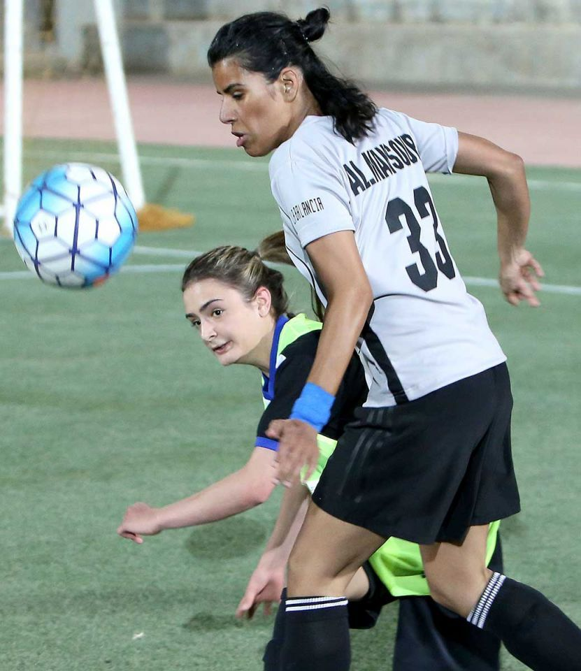 In pictures: 3rd edition of the Kuwait's Women's Football Tournament - Ramadan 2018