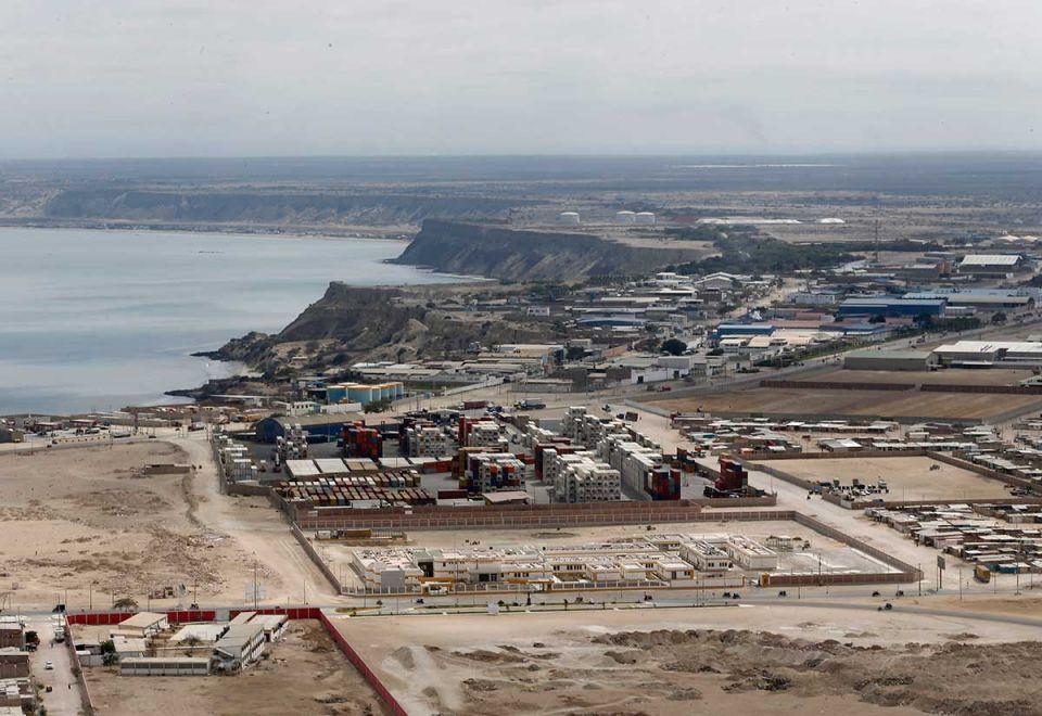 DP World acquires Peruvian logistics firm for $315m