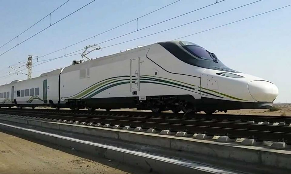 Saudi's high-speed Haramain train on track to start service in September