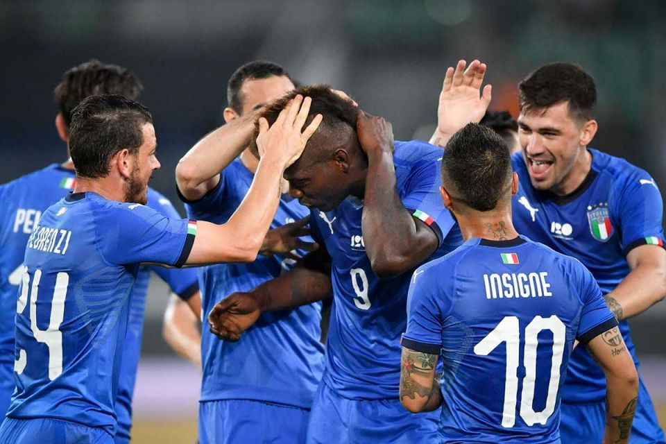 Italians prove too strong for Saudi Arabia in pre-World Cup friendly