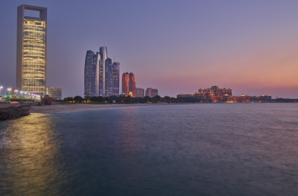 Abu Dhabi hotel guests top 1.7m, up 7.3%