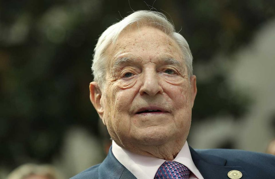 Billionaire investor George Soros sees new global financial crisis brewing