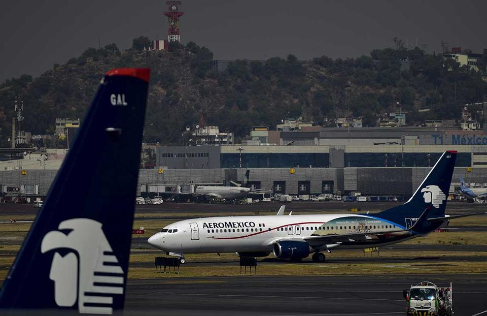 Aeromexico GM vows to continue legal fight against Emirates' planned flights to Mexico
