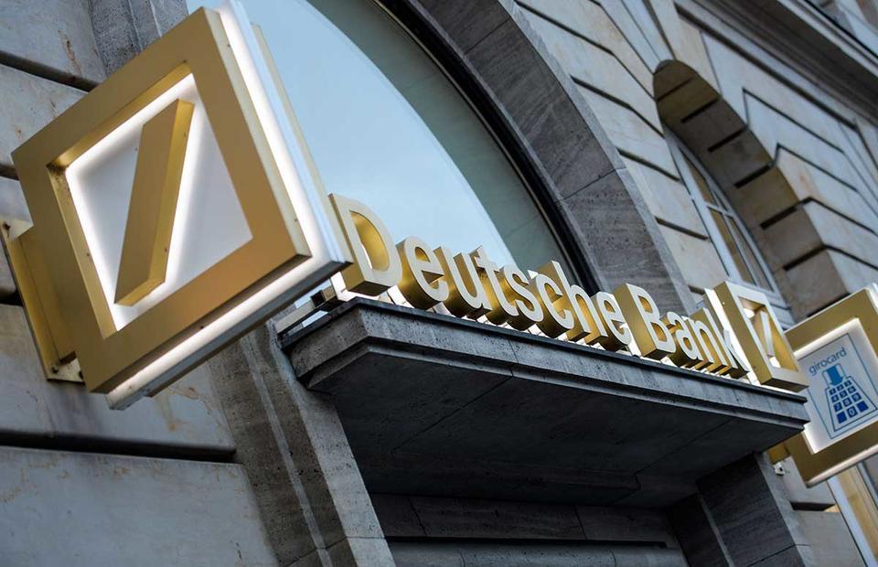 Deutsche Bank helping Qatar raise funds to buy European football club