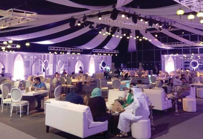 Five things to know about Ramadan tents in the UAE