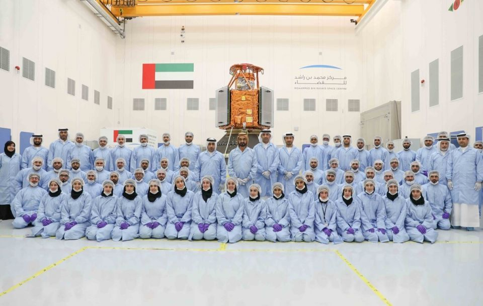UAE to host top space industry show amid Mars ambition