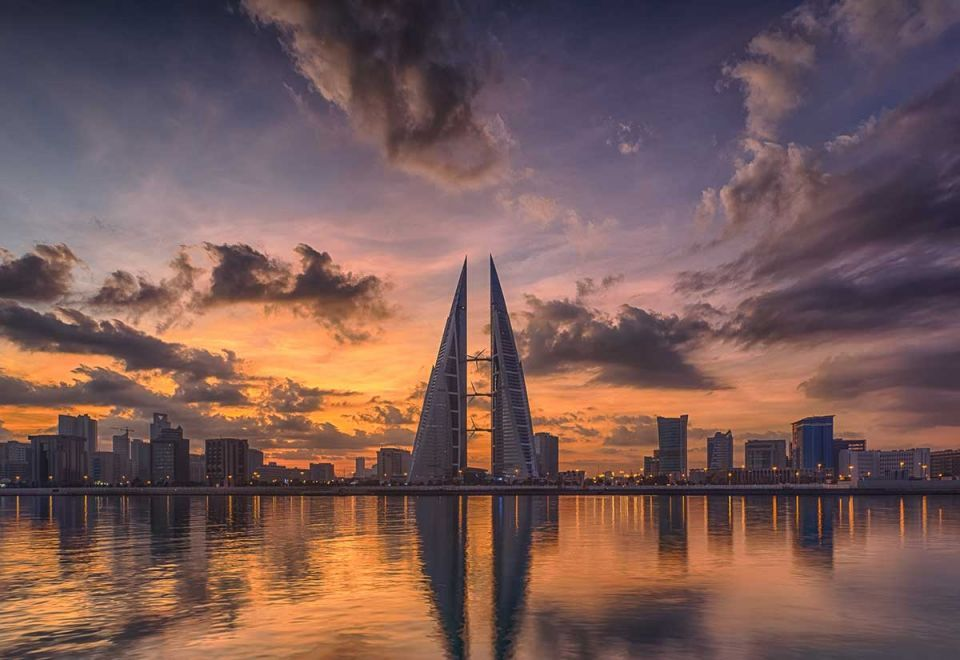 Bahrain foreign direct investment grew 114% in 2017