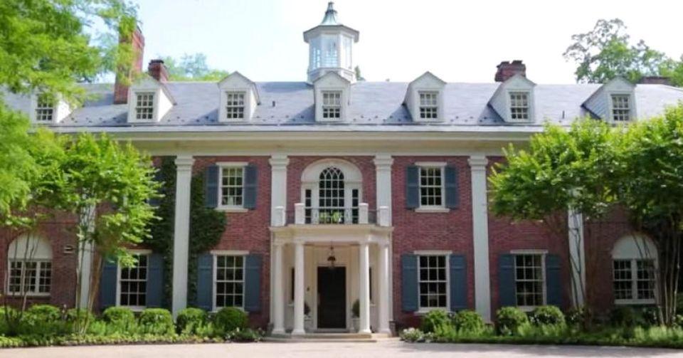 Saudi gov't said to buy childhood home of Jackie Kennedy Onassis