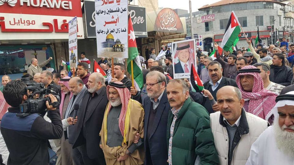 Jordanian protests take to the streets over price hikes, income tax draft law