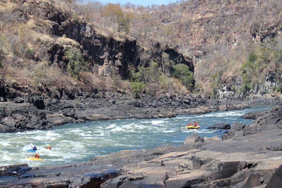 UAE investors eye Victoria Falls, says Zimbabwe official