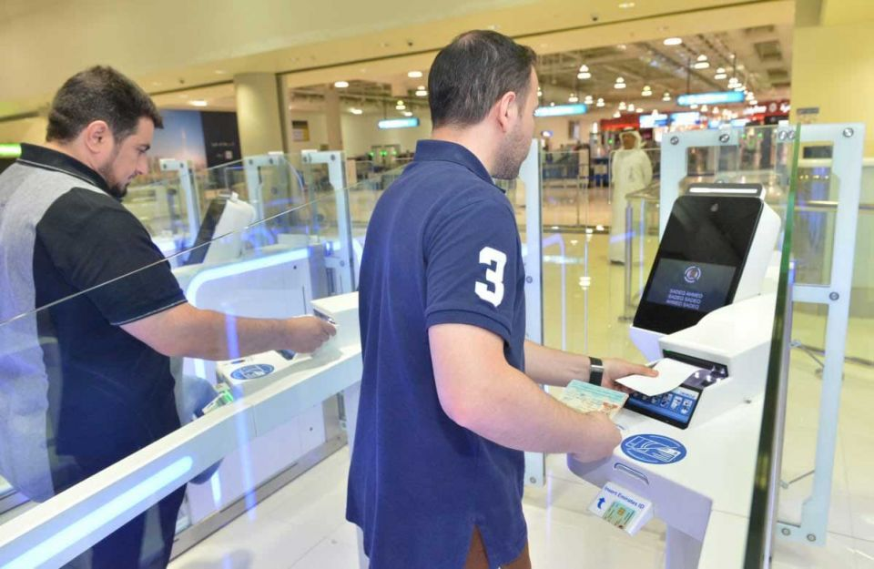 New smart gates opened at Dubai International (DXB) Terminal 2 - in pictures
