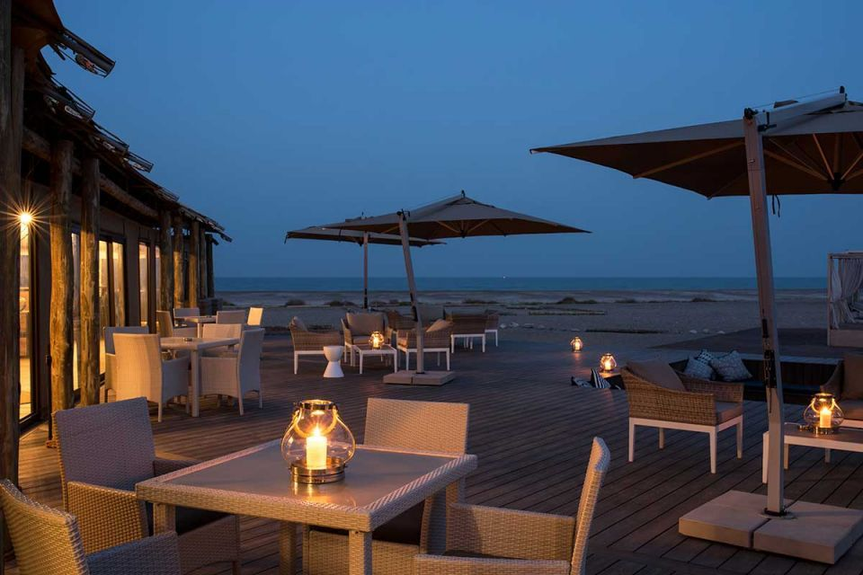Sharjah new five-star eco-tourism Kalba Kingfisher Lodge - in pictures
