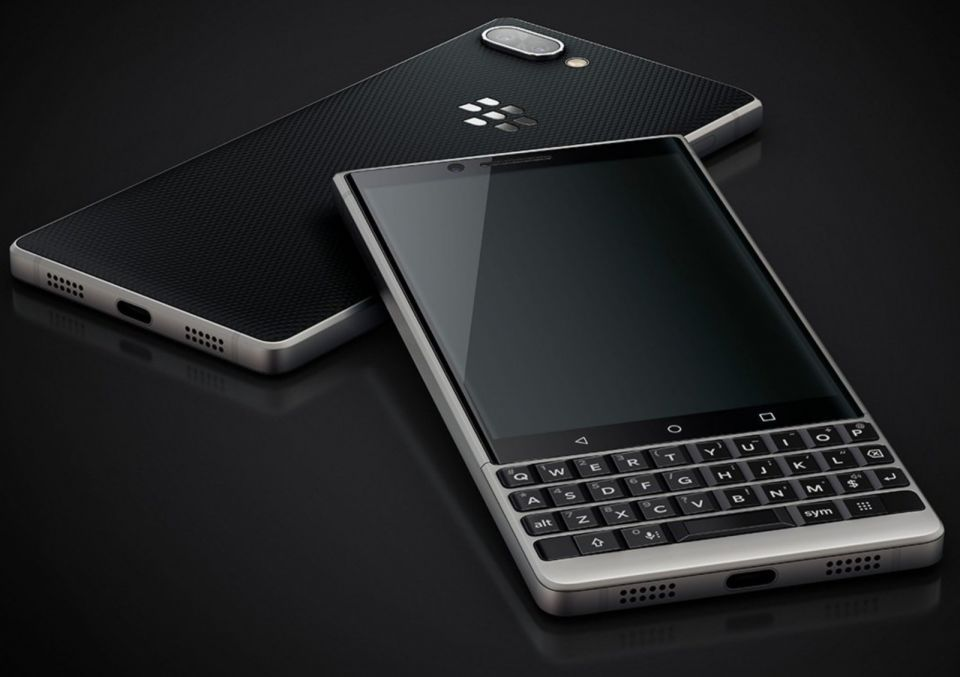 New BlackBerry smartphone goes on sale in the UAE