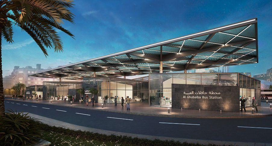 Dubai reveals bus stations plan to serve Expo 2020
