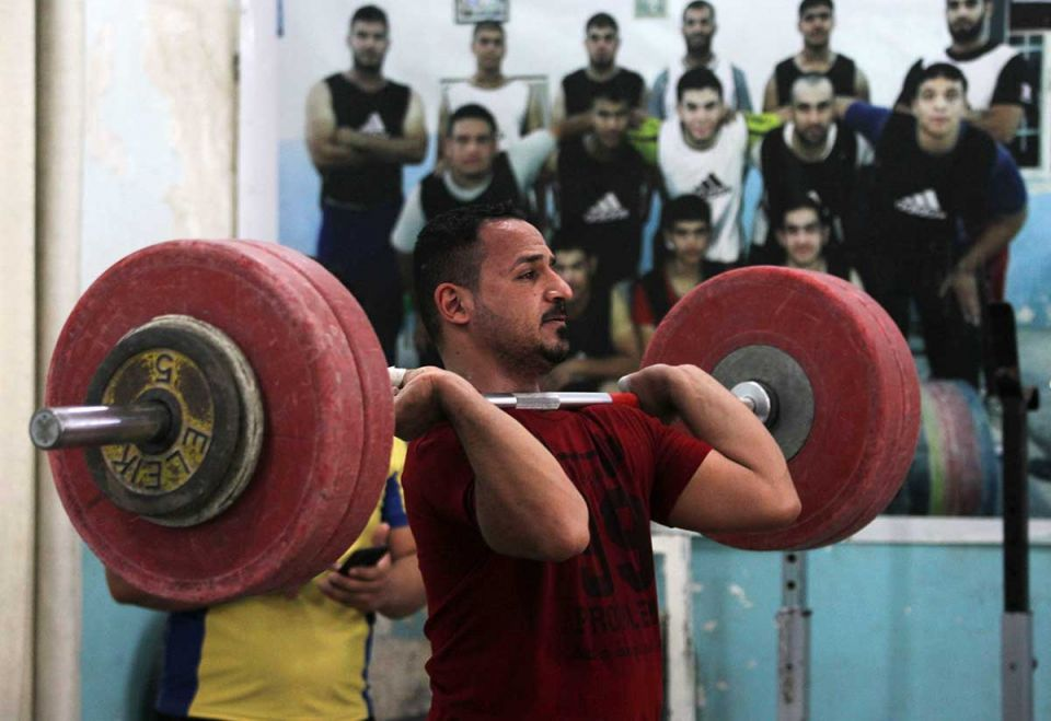 In eastern Iraq, a small town builds weightlifting champions