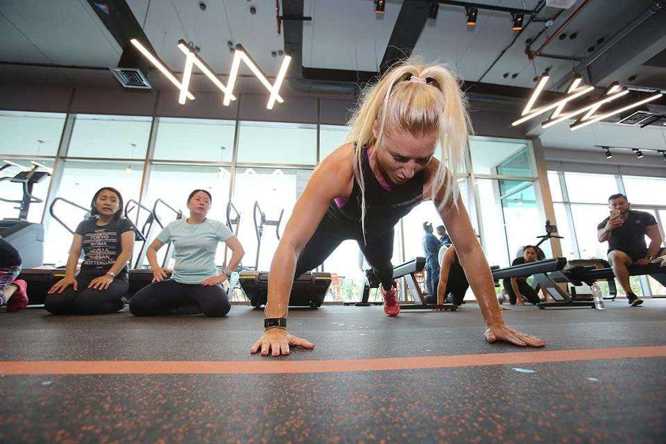 "Most Dubai residents ""not prepared"" to pay for high gym memberships"