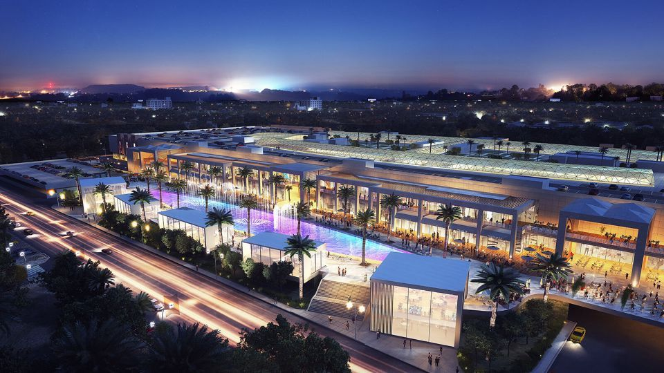 New CEO hired to drive success of major new Oman mall