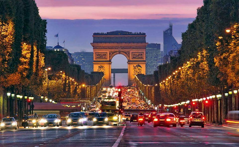 Paris is the world: Why Arabs love the French capital
