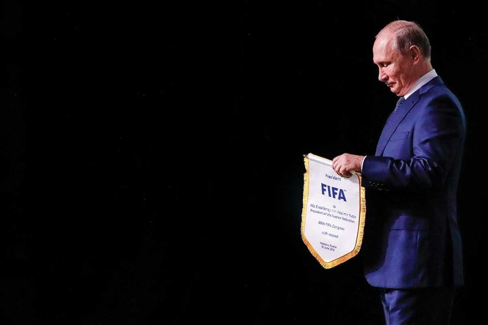 FIFA World Cup 2018: political battlefield or unifying force?