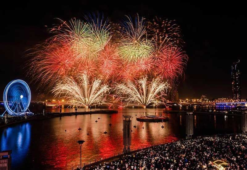 Where to watch Eid fireworks in the UAE