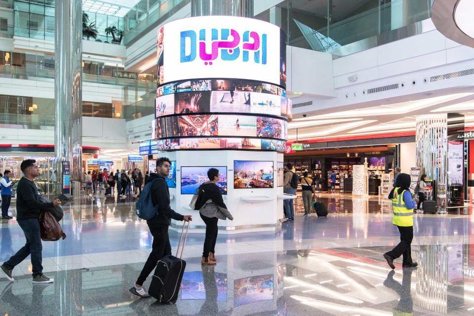 Dubai Tourism encourages transit visitors to return to the emirate