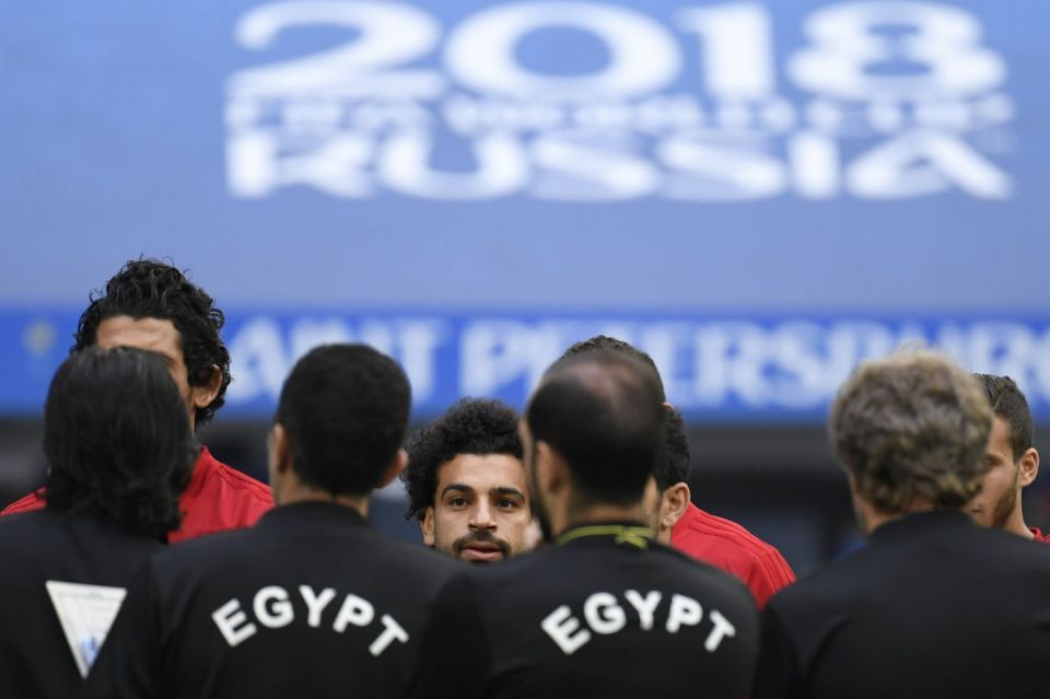 All eyes on Mohamed Salah as World Cup hosts Russia take on Egypt