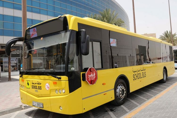 Abu Dhabi school bus driver sacked for 'recklessness'