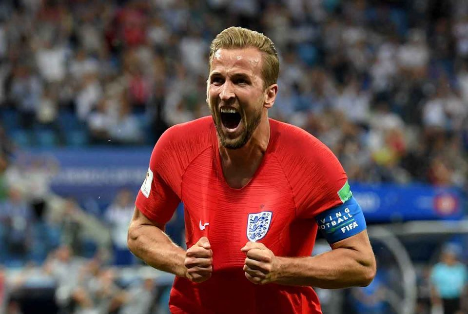 Russia World Cup 2018: England 2-1 victory over Tunisia - photos