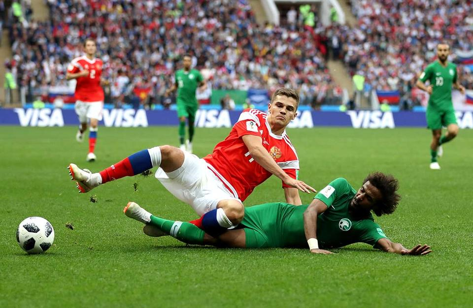 Saudi lodges official complaint against beIN Sports for World Cup coverage