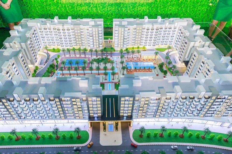 Dubai's Danube reveals $150m Lawnz residential project