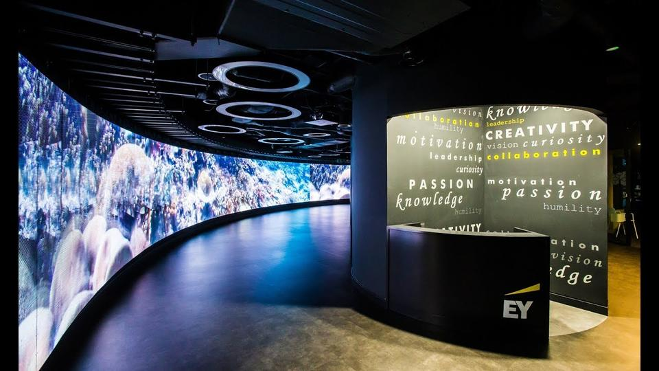 Dubai's Area 2071 set to host EY wavespace centre