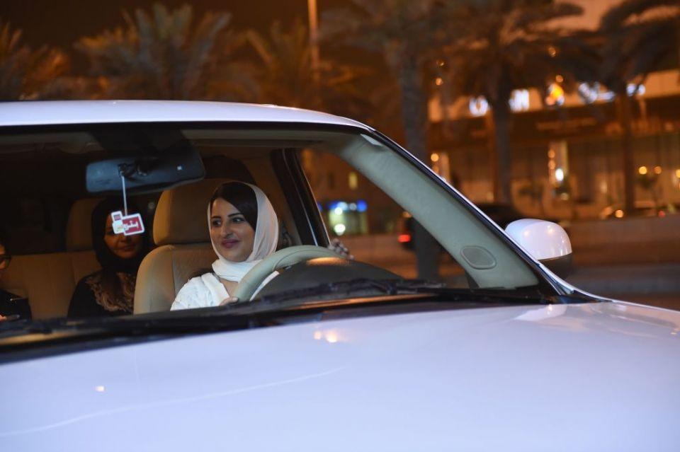 'I feel free like a bird', says writer Samar Almogren about driving in Riyadh
