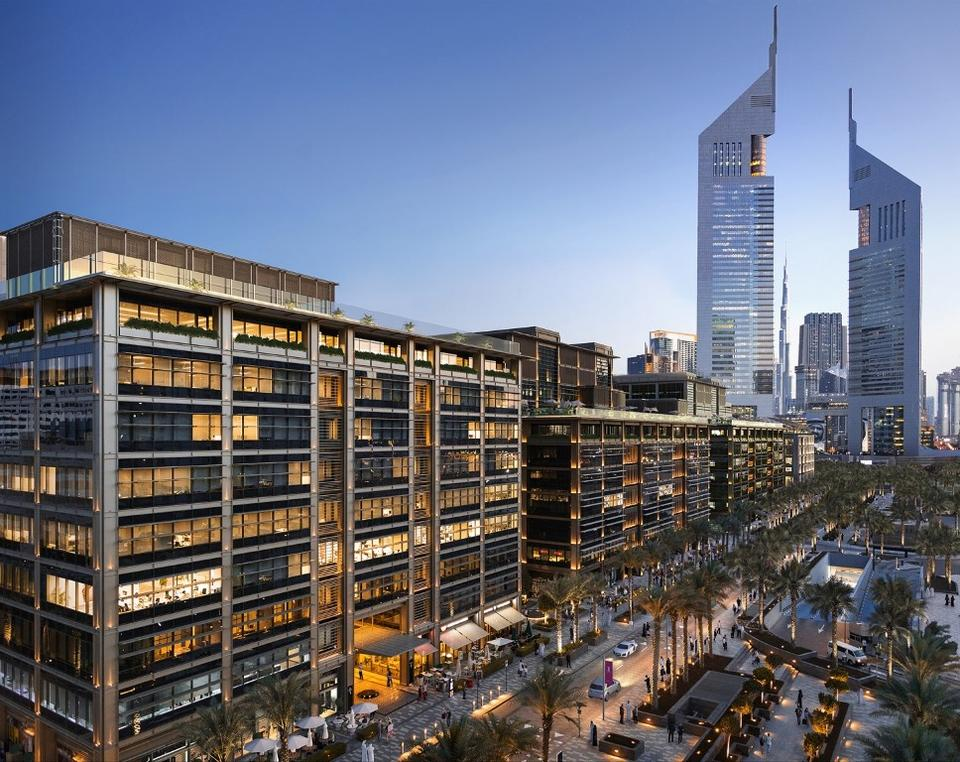 How Dubai office rents have fared so far in 2019