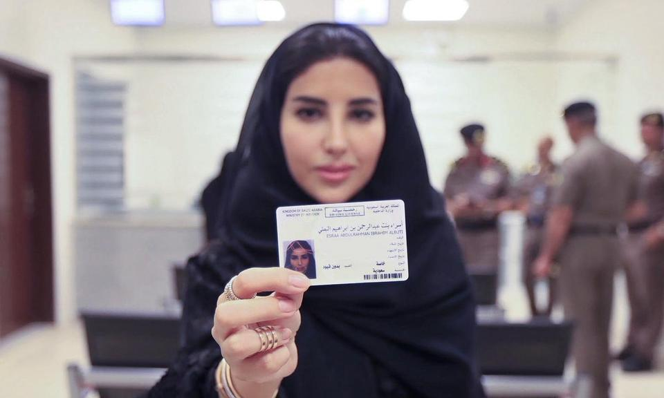 Over 120,000 women in Saudi apply for driving licences