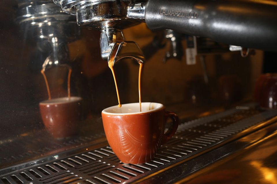 Four cups of espresso a day result in 'healthier' heart, research finds