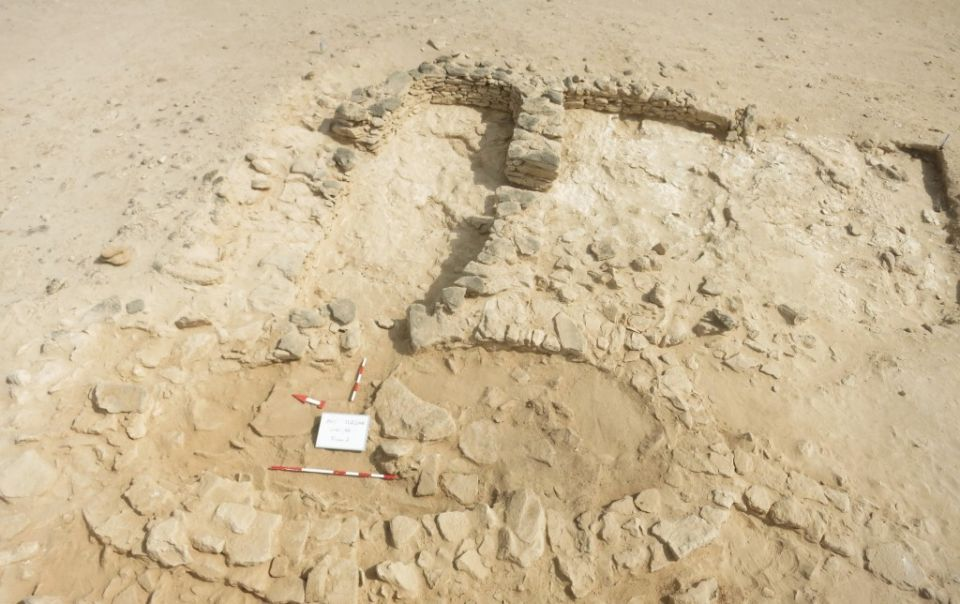Excavations reveal the earliest village yet found in the UAE