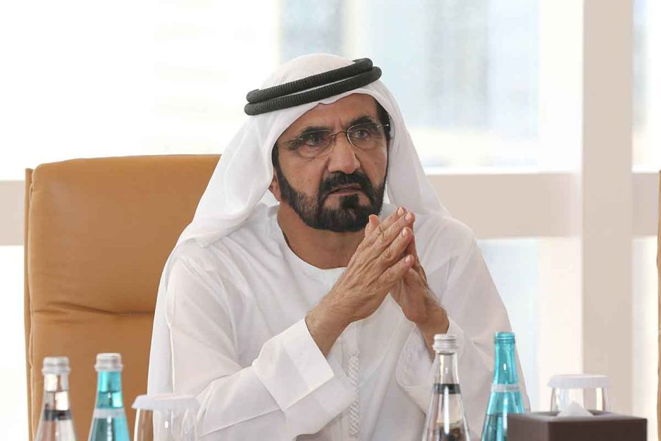 Arab world has 'too many politicians' and 'too little managers', says Sheikh Mohammed