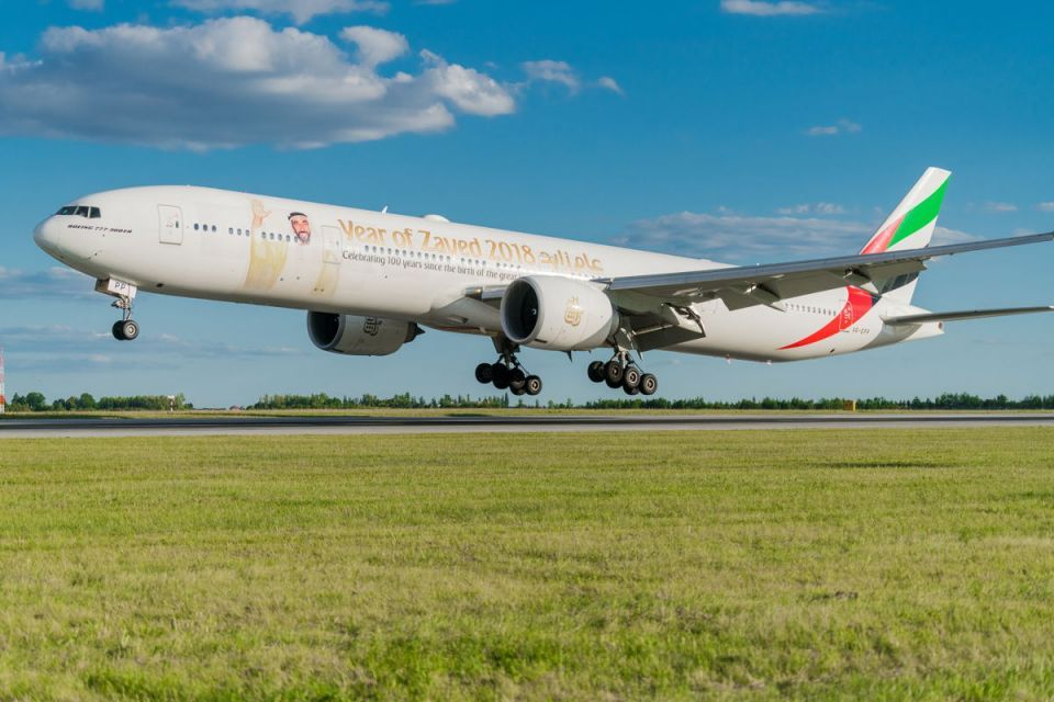 Emirates launches second daily flight to Prague