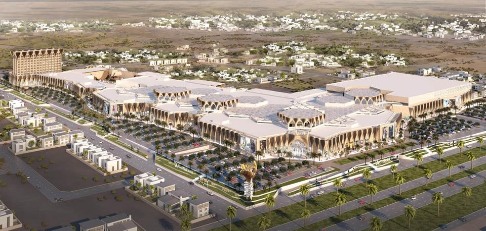 New Oman retail destination set for Sept 2020 opening