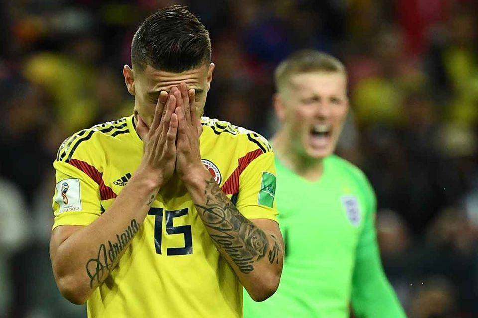FIFA World Cup 2018: England defeat Colombia 4-3 on penalties - photos