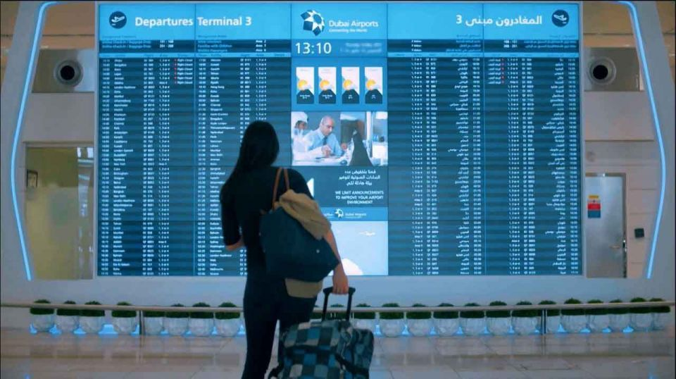 Dubai's DXB sees second busiest month ever in July