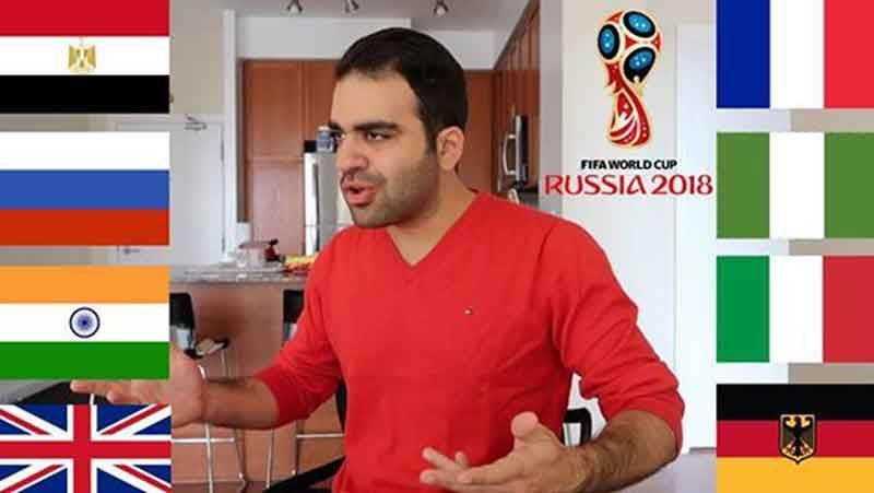 Dubai resident's FIFA World Cup video goes viral