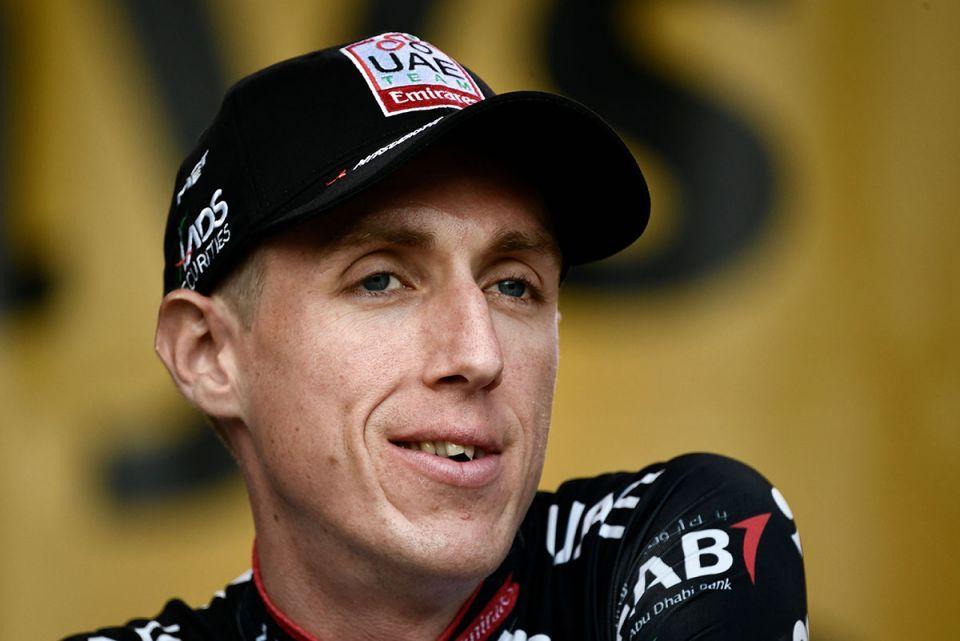 UAE Emirates' Dan Martin juggling Tour de France risks ahead of the mountains