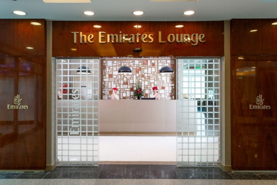 Emirates' investment in airport lounges tops $381m with Cairo opening