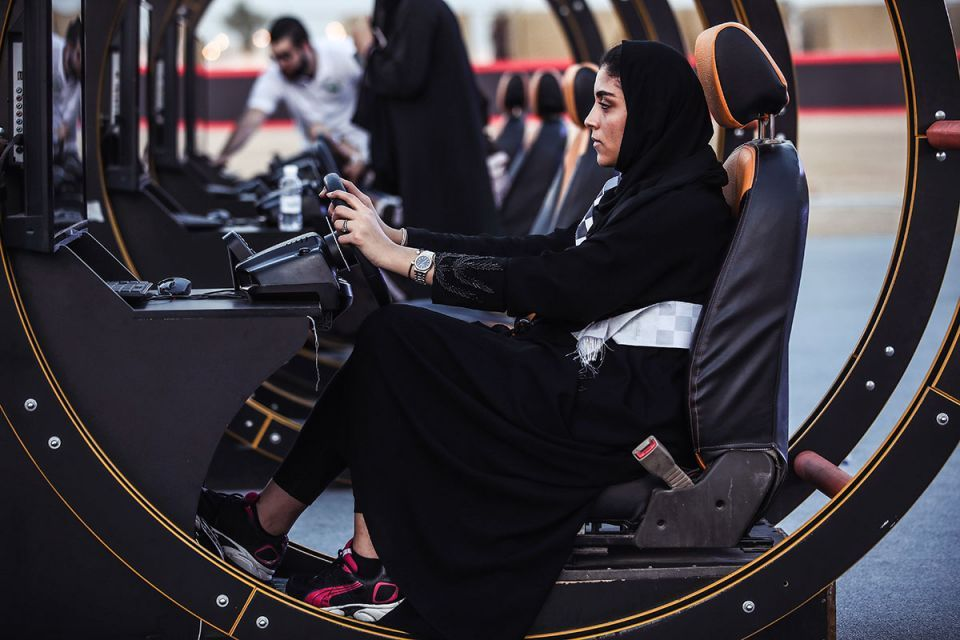 Steering a new course in Saudi Arabia