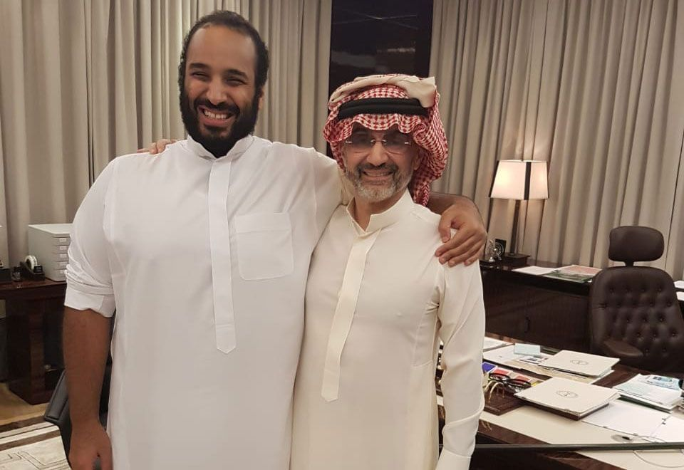 Prince Alwaleed offers support to Saudi crown prince's reform agenda