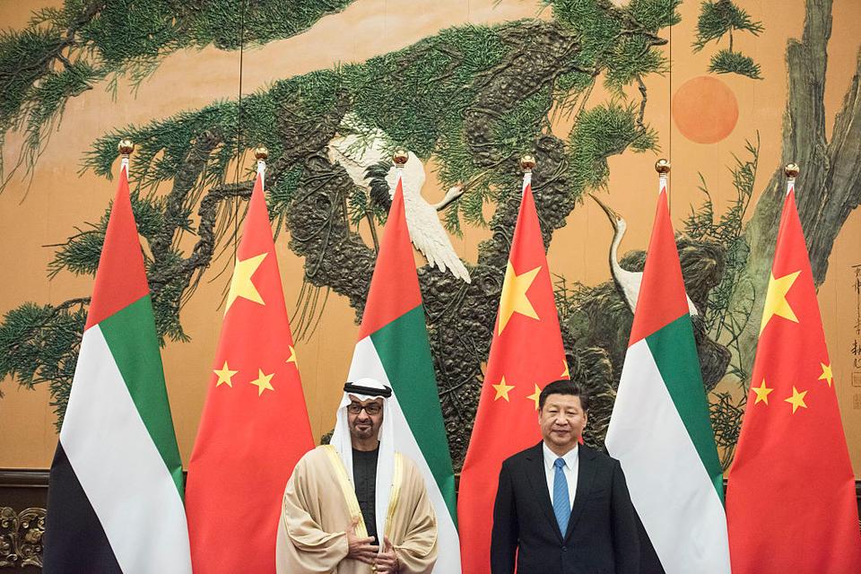 Abu Dhabi Crown Prince to visit China amid $70bn trade hopes